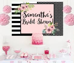wedding backdrop personalized bridal shower personalized backdrop wedding shower cake table