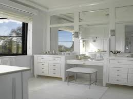 Bathroom Vanity With Makeup Area by Master Bathroom Vanity With Makeup Area Home Vanity Decoration
