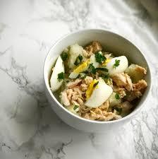 easy potato salad with tuna u2013 chocolate is my vice