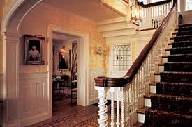 colonial homes interior colonial revival interior design old house restoration colonial