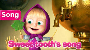 masha bear sweet tooth u0027s song la dolce vita