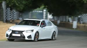 lexus gsf silver photo the lexus gs f at the goodwood hill climb lexus enthusiast