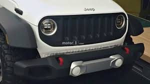 jeep truck 2018 spy photos 2018 jeep wrangler spy shots youtube