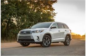 mileage toyota highlander suvs with the best gas mileage u s report