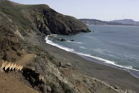 escape from sf black sand beach 7x7 bay area