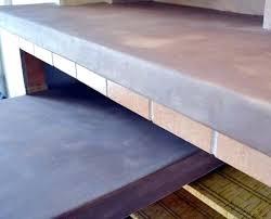 béton ciré sur carrelage cuisine beton cire sol bacton cirac grage recouvrir du carrelage mural avec