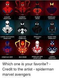 Funny Spiderman Memes - ultimate spider man future foundation spider man spider man 2099