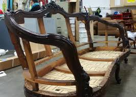 queen anne upholstery and refinishing furniture repair and
