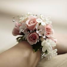 wrist corsage ftd grace wrist corsage in peoria az exclusive flowers and