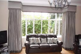 gallery images of the 5 tips in decorating your home with bay window curtains