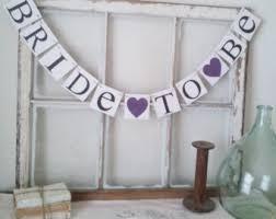 Purple Wedding Decorations Purple Bridal Shower Etsy