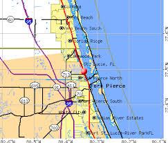 port st fl map st florida fl 34946 profile population maps