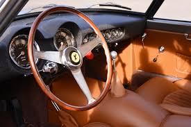 ferrari yellow interior ferrari classiche needed 14 months in order to restore the good