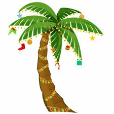 palm tree christmas tree lights palm tree with christmas lights clipart 24 regarding palm
