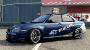 Subaru Wrx Roof Rack by Gta Gaming Archive