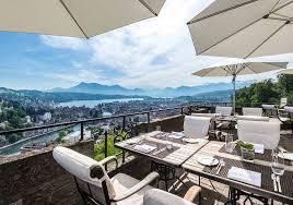 luxury hotel in lucerne switzerland château gütsch