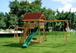 regal retreat children u0027s outdoor swing sets playmor swing sets