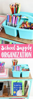 School Desk Organization Ideas Genius 10 Simple Desk Organization Tricks That Will Change Your