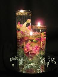 Floating Candle Centerpieces by 29 Best Wedding Centerpiece Images On Pinterest Centerpiece