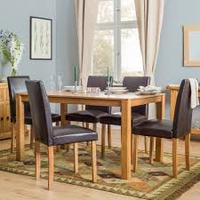 6 Seater Dining Table Design With Glass Top Heal S Arbori Dining Table 4 6 Seater Grey Wash Wild Oak Dining