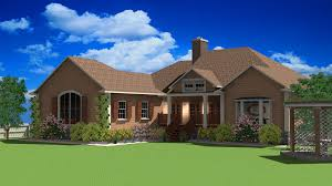 3d home design rendering done using turbofloorplan 3d home