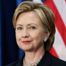 hillary clinton government official activist u s first lady