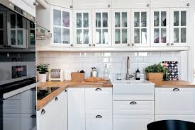 Ikea Kitchen Sinks And Taps by One Of The Brightest Loveliest Classic Style Kitchens Made With