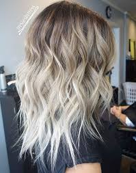 medium length hair with ombre highlights 60 trendy ombre hairstyles 2018 brunette blue red purple