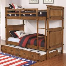 Bunk Beds Birmingham Coaster Coronado Bunk Bed Casual Wooden Bunk Bed