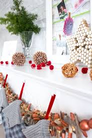 christmas mantel create your own rustic christmas mantel with these 10 diy ideas