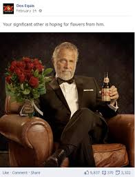 Make Your Own Most Interesting Man In The World Meme - brewing creativity beer brands social media caigns