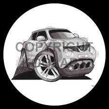 nissan juke spare wheel koolart cartoon spare wheel graphic nissan juke sticker 3098 ebay