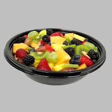 fresh fruit salad bowl catering