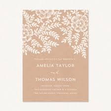 wedding invitations background floral rustic wedding invitations with flowers leaves