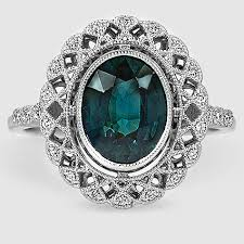 green gemstones rings images Recently purchased gemstone engagement rings brilliant earth jpg