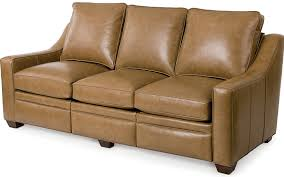 Stylish Recliner by Sofas Center Full Grain Leather Reclining Sofa Recliner
