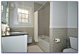 Light Tile With Dark Grout Light Grey Subway Tile With Dark Grout Tiles Home Decorating