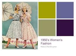 1950 u0027s women u0027s fashion