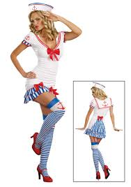 Size Sailor Halloween Costumes 50s Pin Dresses Size Clothing Large Ladies