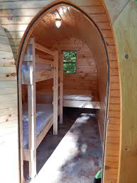 Arched Cabins by Catawba Falls Cabins