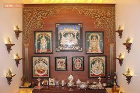 Modern Pooja Room Design Ideas 42b7928 50358 Puja Brown Wall In Pujaroom 1 1 Jpg