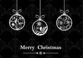 black and white christmas wallpaper black white christmas ornament wallpaper vector download free