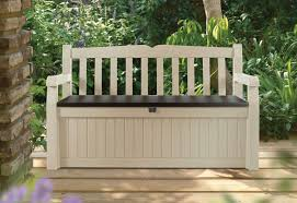 Suncast Patio Storage Bench Bench Popular Outdoor Patio Cushion Storage Bench Stunning