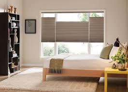 Pleated Shades For Windows Decor Bedroom Curtains Bedroom Window Treatments Budget Blinds