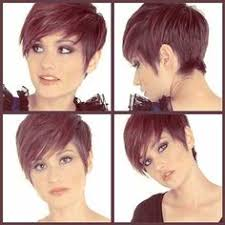 pictures of hairstyles front and back views ideas about short hairstyles for women back view cute
