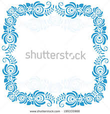 stock images similar to id 56544829 russian ornaments in gzhel