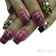 aliexpress com buy hot500pcs 3d design nail art decoration