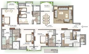 House Designs Floor Plans India 4 Bedroom Indian House Design Memsaheb Net