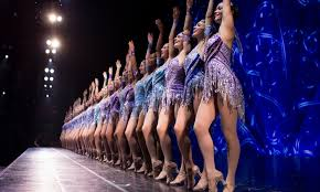 spectacular starring the radio city rockettes in new