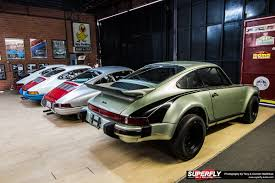 urban outlaw porsche magnus walker the unexpected porsche collector carlassic